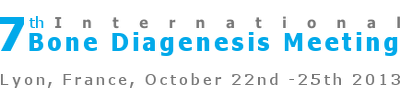 7th International Bone Diagenesis Meeting